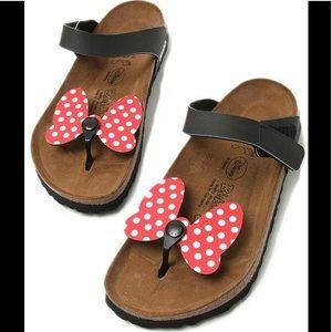 Birkenstock Disney Minnie Mouse Sandals